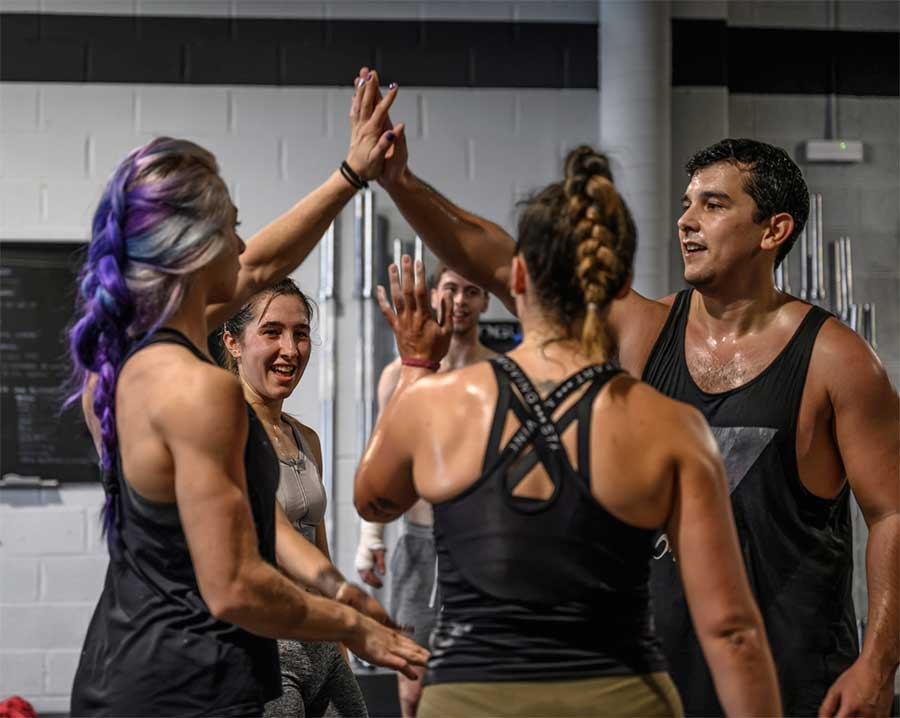 Crossfit en Basauri - Black Grizzly Crossfit - Grizzly Crossfit